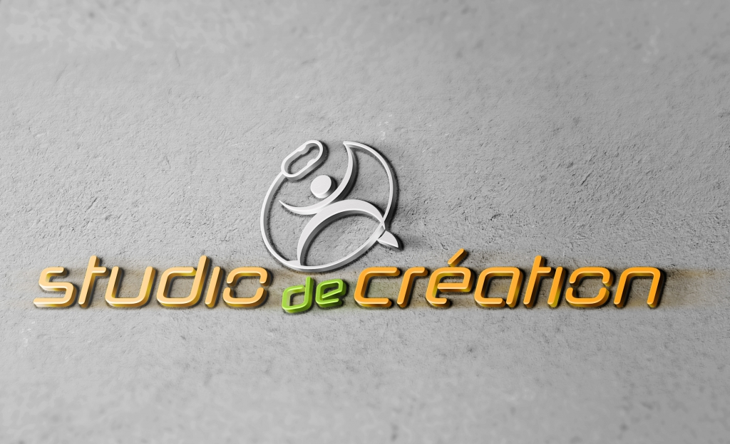 creation logo 3d